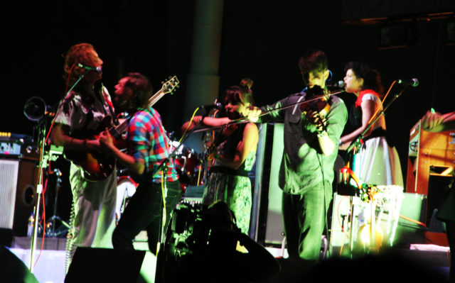 Arcade Fire's fifth album could be out next Spring. Image by takaravu. Creative Commons