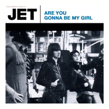 Are You Gonna Be My Girl single cover