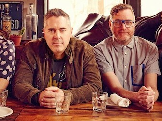 Interview: Barenaked Ladies