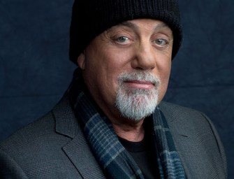 Billy Joel receives the Gershwin Prize for Popular Song