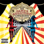 Live In NYC by Jane's Addiction (Album/DVD/Blu-ray)