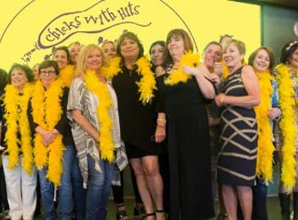 Chicks With Hits celebrates 20th anniversary