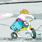 'Rookie Error' by Clara Pandy (EP)