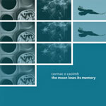 Cormac O Caoimh 'The Moon Loses Its Memory' album cover