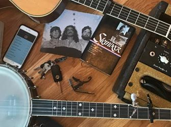 Harris Paseltiner of Darlingside's Songwriting Survival Kit