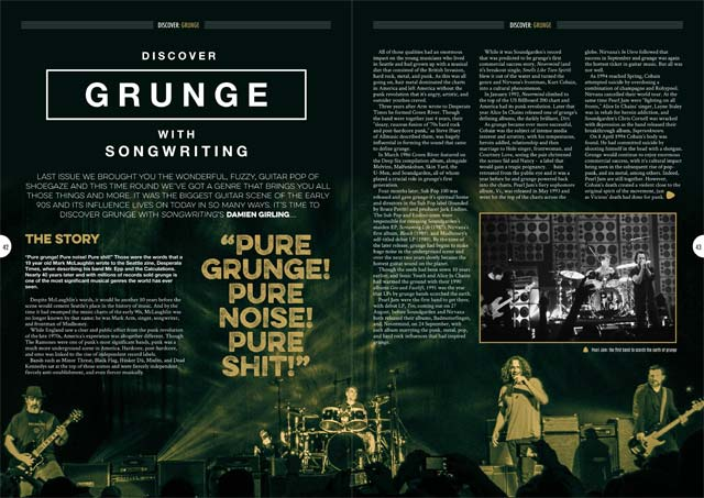Discover: Grunge