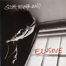 Scott Matthews 'Elusive' single cover
