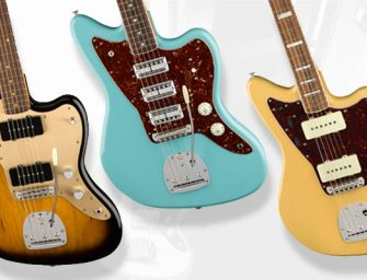Fender celebrates 60 years of the Jazzmaster