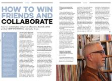 Geoff Wilkinson: how to win friends and collaborate