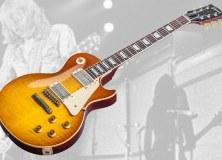 Gibson Custom Mick Ralphs 1958 Les Paul Standard Replica