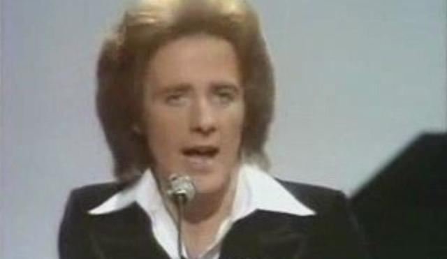 Performing 'Alone Again Naturally' on TV in the 70s