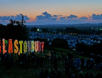 Win a performance slot at Glastonbury 2016