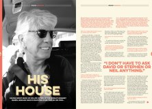 Graham Nash in Songwriting Magazine Summer 2018