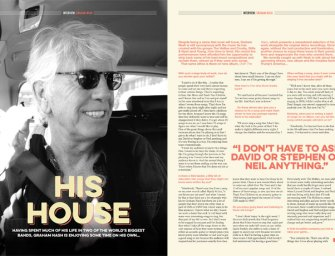 Interview: Graham Nash