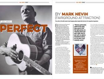 How I wrote 'Perfect' by Fairground Attraction's Mark Nevin