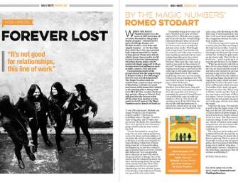 How I wrote 'Forever Lost' by The Magic Numbers' Romeo Stodart