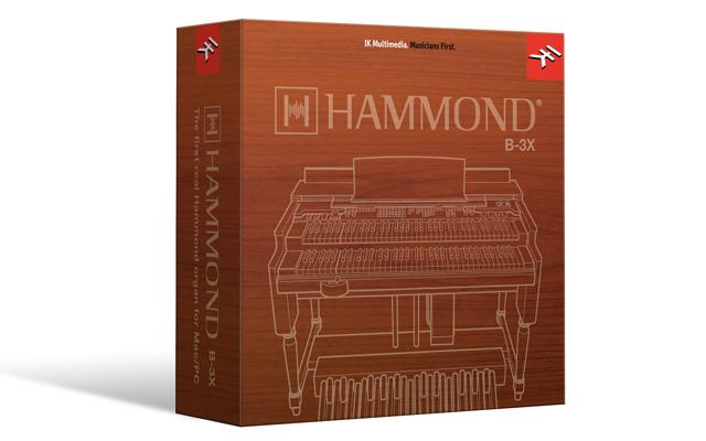 IK Hammond B3X