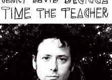 Jerry David DeCicca 'Time The Teacher' album cover