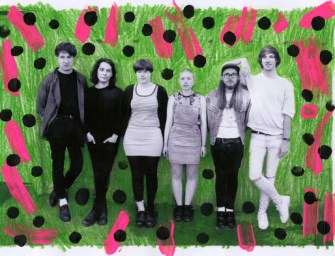Joanna Gruesome to embark on mini-tour in March