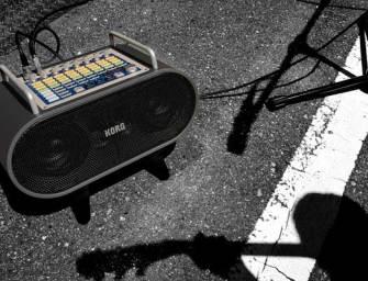 Korg releases Stageman 80 PA amp
