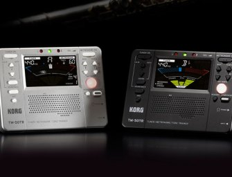 Korg announces new tuner/metronome