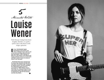 5 minutes with… Sleeper's Louise Wener