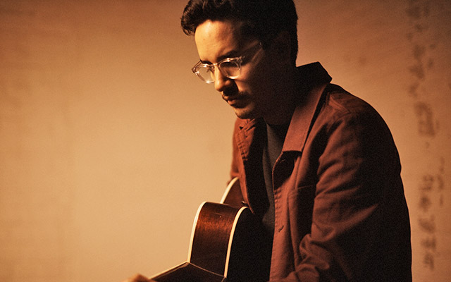 Luke Sital-Singh. Photo: Steve Gullick