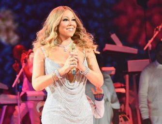 Lionel Richie and Mariah Carey to tour together