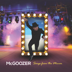 McGoozer 'Songs From The Mirror' album cover