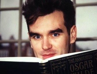 Morrissey to release his debut novel this September
