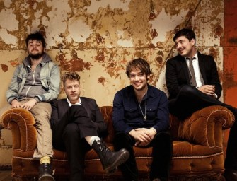 Mumford And Sons announce album plans
