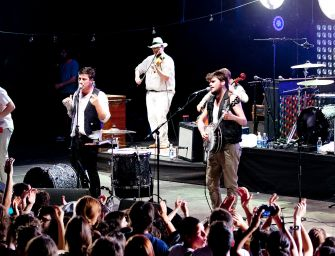 """Mumford & Sons push for """"Face Value Only"""" tickets"""