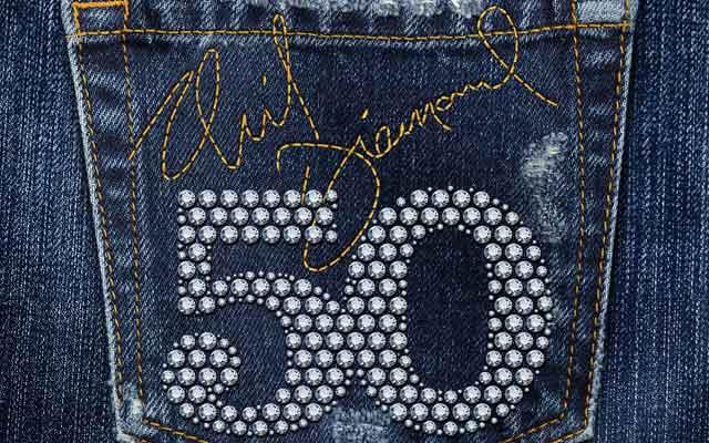 Neil Diamond 50th Anniversary album cover