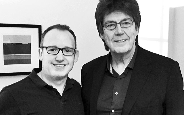 Neil Fitzpatrick and Mike Read