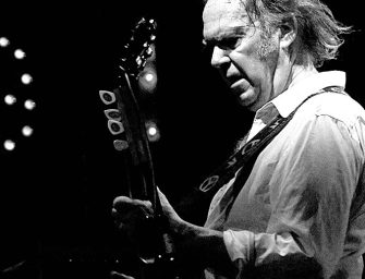 Neil Young live album coming