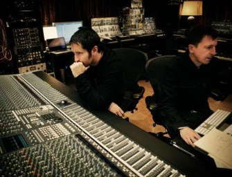 Trent Reznor is working with Apple on new music products
