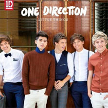 One Direction 'Little Things' single cover