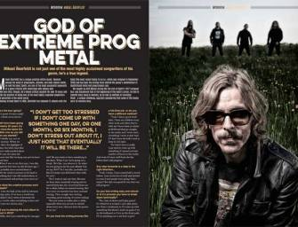 Interview: Opeth's Mikael Åkerfeldt