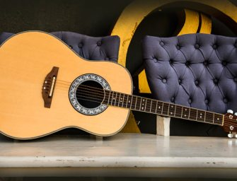 Ovation reissues Glen Campbell signature model