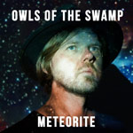 Owls Of The Swamp 'Meteorite' EP cover