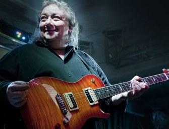 PRS Guitars announces SE Bernie Marsden final run