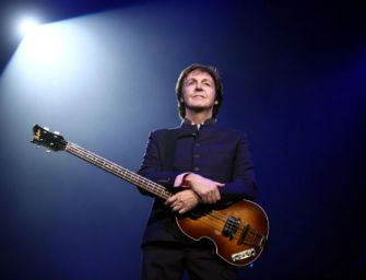Paul McCartney to head out on tour