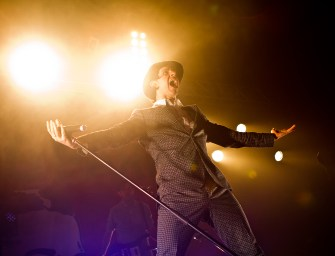 Maxïmo Park to play homecoming gig
