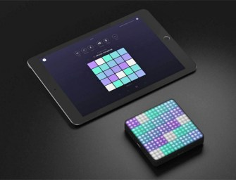 ROLI unveils Blocks modular music studio