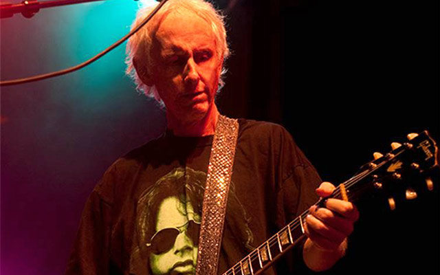 Robby Krieger. Photo: Jill Jarrett