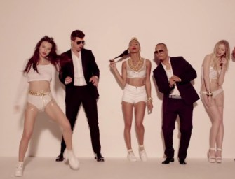 Pharrell Williams and Robin Thicke lose Blurred Lines copyright case
