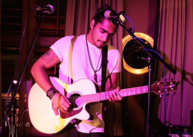 Jesse Gamage, Songwriting Live