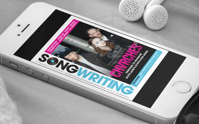 Songwriting Magazine Summer 2018