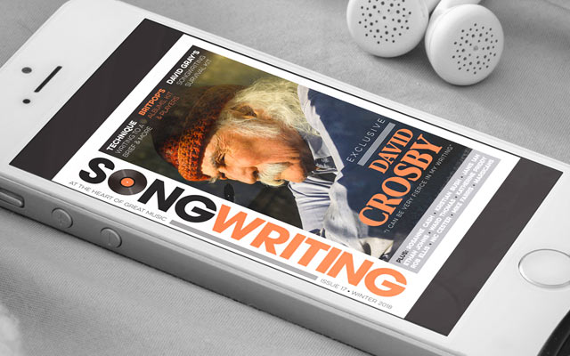 Songwriting Magazine Winter 2018