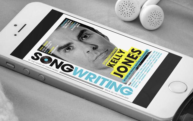 Songwriting Magazine Autumn 2019